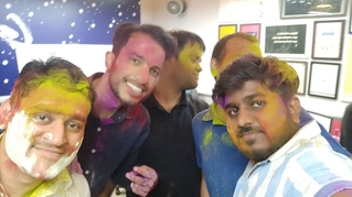 Holi At Atlogys