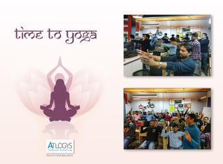 Yoga @ Atlogys